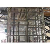 Buy cheap Prefabricated steel structure elevator shaft for high-rise buildings from wholesalers