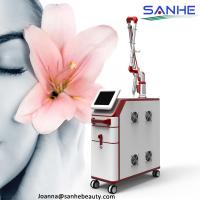 Buy cheap +Sanhe beauty - Professional q switched nd yag laser/laser tattoo removal from wholesalers