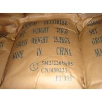 Buy cheap Sodium Fluoride water treatment chemicals crystal from wholesalers