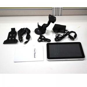 Buy cheap Black 128M GPS Car Navigation System With MediaTek MT3351 533MHz product