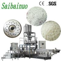 Buy cheap Jinan Saibainuo Quality Nutritional Artificial Rice Processing Machinery Line from wholesalers