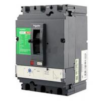 Buy cheap Easy Pact CVS MCCB Circuit Breaker Schneider ,  Buildings 3 Pole MCCB Circuit Breaker from wholesalers