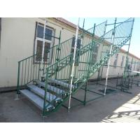 Buy cheap Heavy Duty Green Cuplock Scaffolding System for painters / Building from wholesalers