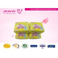 Buy cheap Breathable And Disposable Sanitary Pads For Women's Menstrual Period Usage from wholesalers