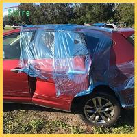 Buy cheap Self Adhesive Collision Wrap Auto Windshield Wrap Auto Wreck wrap from wholesalers