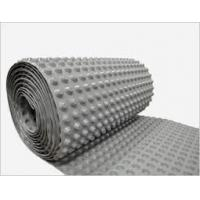 Buy cheap Dimpled Drainage Polyethylene Sheet , Basement Waterproofing Dimpled Membrane from wholesalers
