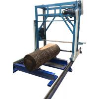 Buy cheap Competitive price cheapest portable chain saw log cutting machine from wholesalers