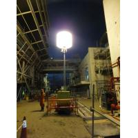 Buy cheap Mobile Moon Balloon Light Metal Halide Lamp 1 2 4 Kw For Night Construction Large Area from wholesalers