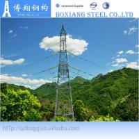 Buy cheap Transmission Lattice Tower from wholesalers