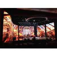 Buy cheap High Definition P4 Full Color Flexible LED Screen Indoor / Outdoor Application from wholesalers