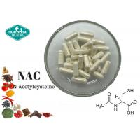 Buy cheap Amino Acid NAC N - Acetyl Cysteine 500 Mg Capsule With Antioxidant Properties product