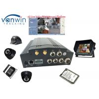 Buy cheap H.264 8ch cctv tvt 3G Mobile DVR with WiFi Module support online gps navigation from wholesalers