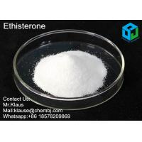 Buy cheap Progesterone Ethisterone Injectable Steroids High Purity For Acyeterion 434-03-7 from wholesalers