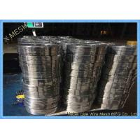 Buy cheap 0.103 X 0.020 Inch Liquor Finish Box Flat Stitching Wire 25 Lbs Spool from wholesalers