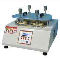 Buy cheap Four Heads Martindale Abrasion Testing Machine from wholesalers