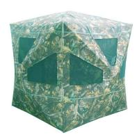 Buy cheap 3 person POP UP Ground Hunting Blinds with fiberglass pole , DIA 9.5MM from wholesalers