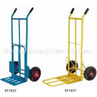 Buy cheap platform hand truck with brakes from wholesalers