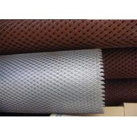 Buy cheap Decorative Flattened Expanded Metal Mesh 4x8 With Diamond Hole Pattern from wholesalers