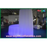 Buy cheap Water Proof White Bar Counter Inflatable Yard Decorations 3.5*3.5*3m from wholesalers