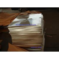 Buy cheap WE43 WE54 Magnesium Oxide Board Impact Bearble Surface Treatment Customized from wholesalers