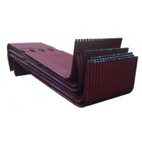 Buy cheap Waste Heat Recovery Boiler Rust Proof Membrane Water Wall Panel from wholesalers