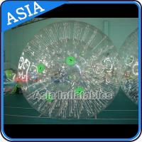 Buy cheap Fun Inflatable Color Dots Zorb Ball Crazy Giant Hamster Ball from wholesalers
