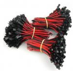 Buy cheap Male To Female JST SM 4P 14AWG 2.50mm Cable Wire Harness , Led Light Connector from wholesalers