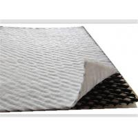 Buy cheap Tunnel Drainage Geosynthetic Fabric Geonet 4 Meter Width High Shear Strength product