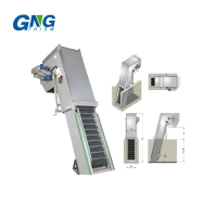 Buy cheap CE 5000M3/D SS306 Wastewater Step Screen from wholesalers