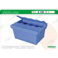 Buy cheap 100% new virgin PP Folding Plasti Boxes Nestable Container HBE-LB-8 product