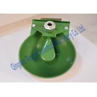 Buy cheap Green Cattle Drinking Cups Wall Or Tube Mounting Stainless Steel from wholesalers
