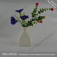 Really Good Smelling Ceramic Flower Reed Diffuser Customized Fragrance Scented