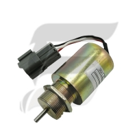 Buy cheap A036-3175  12 Volt Stop Solenoid For Sumitomo Isuzu Excavator product