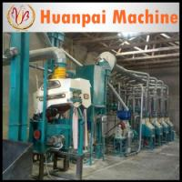 Buy cheap Complete set maize corn processing equipment from wholesalers