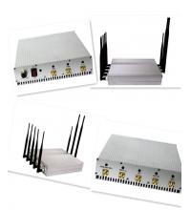 Buy cheap Signal jammer   4G LTE/3G/GSM 이동 전화 원격 제어 방해기/차단제, 8개의 안테나 product