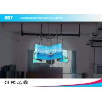 Buy cheap Full Color Outdoor Flexible Led Display Matrix 48×24 With 140 Degree Viewing Angle from wholesalers