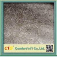 Buy cheap PVC Vinyl Embossing Synthetic Leather Upholstery Fabric for Furniture / Bag / Garment from wholesalers