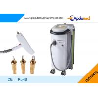 Buy cheap Long Pulse Nd YAG Laser Hair Removal Machine For Dark and sensitive skin from wholesalers