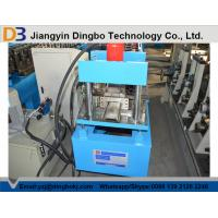 Buy cheap PPGI Shutter Door Roll Forming Machine / Rolling Shutter Machine 0.3mm-0.6mm Thickness from wholesalers