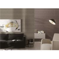 Buy cheap Modern Imitation Natural Grasscloth Wallpaper Wall Decoration , Eco Friendly product