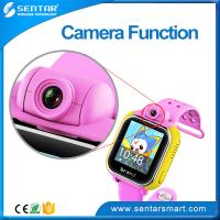 Quality 2015 Hot Sell Kids GPS Tracker Smart Watch V83 With GSM SOS Calling Function For Kids Watch Phone for sale