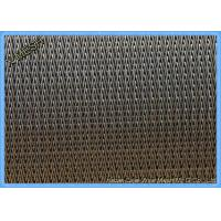 Buy cheap Compound Balanced Woven Metal Mesh Conveyor Belt Nickel Aluminum Alloy Anti Break from wholesalers