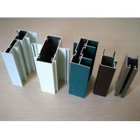 T5 / T6 Aluminum Extrusion Profiles For Broken Bridge Insulation Windows