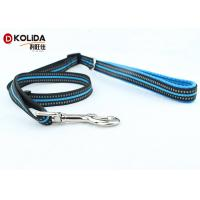 Buy cheap Eco - Friendly Fancy 6 Foot Nylon Dog Leash For Doggie Walking from wholesalers