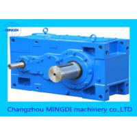 Buy cheap Steel Or Cast Iron Helical Industrial Gearbox Rated Power Top To 4800KW from wholesalers