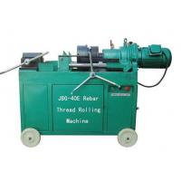 Buy cheap HG Rebar Thread Rolling Machine Processing Range 16MM - 40MM SGS Certification from wholesalers