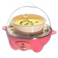 Buy cheap Stainless Dteel Heating Element Multifunction Electric Egg Boiler / Hard Boiled Egg Cooker for Liquid Egg, Bun etc. from wholesalers