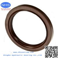 Buy cheap Engine Parts NBR, FKM, Silicone Rubber Tc Hydraulic Oil Seal in Crawiling Excavator for Auto Parts from wholesalers