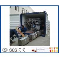 Buy cheap ISO9001 2000LPH Industrial Dairy Processing Plant For Milk Processing Line from wholesalers