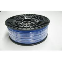 Buy cheap Blue 1.75mm ABS Filament For 3D Photo Printing / ABS Plastic Filament Grade A product